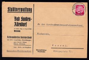 Bad Soden-Allendorf OSt. BAD SODEN-ALLENDORF b 22.10.37