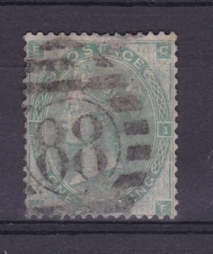 Königin Viktoria 1 Sh. 0