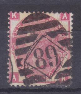 Königin Viktoria 3 P. Platte 9