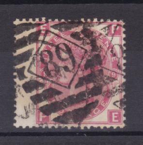 Königin Viktoria 3 P. Platte 9 breite Marke