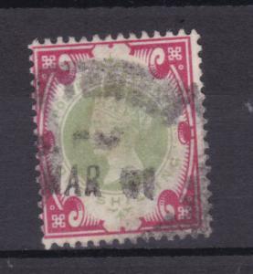 50. Regierungsjubiläum von Königin Victoria 1 Sh.