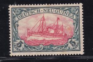 Kaiseryacht 5 Mark, *