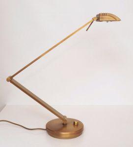 Orig. Hillebrand 80er Retro Schreibtisch Design Schreibtischleuchte Arztlampe 2
