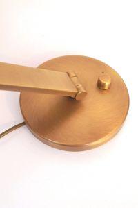 Orig. Hillebrand 80er Retro Schreibtisch Design Schreibtischleuchte Arztlampe 3