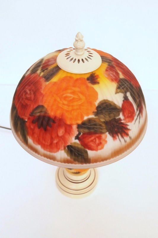 Romantische Jugendstil Tischlampe