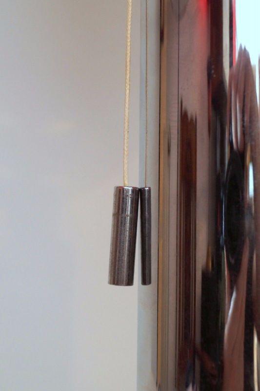 Orig. 70er Retro Bauhaus Schreibtisch Design Schreibtischleuchte Arztlampe Chrom 5