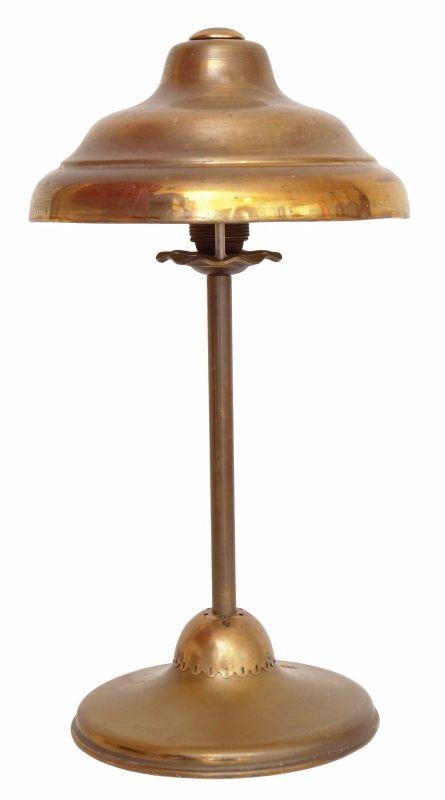 Klassische Art Deco Arbeitslampe Schreibtischlampe Banker Berlin Bankerlampe 0