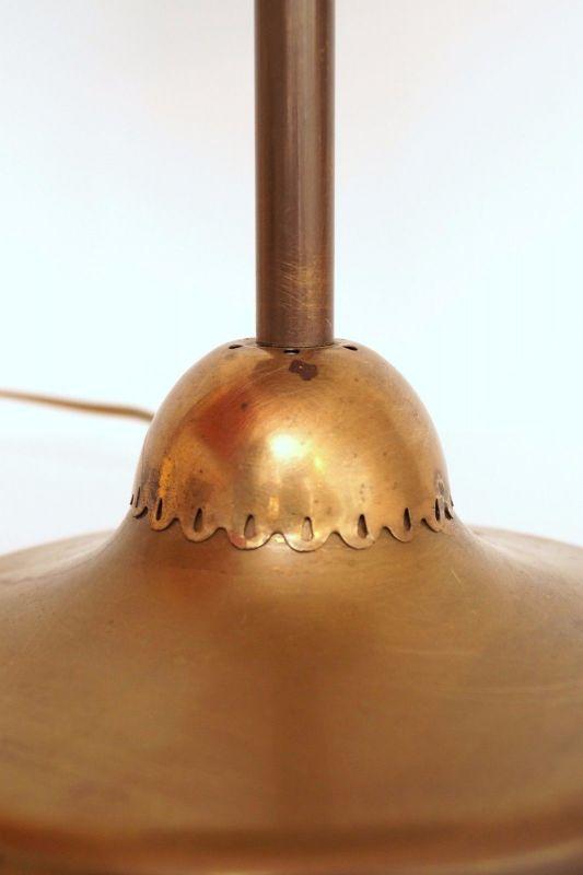 Klassische Art Deco Arbeitslampe Schreibtischlampe Banker Berlin Bankerlampe 7