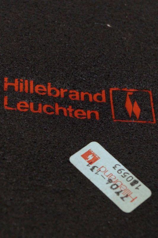 Orig. Hillebrand 80er Retro Schreibtisch Design Schreibtischleuchte Arztlampe 8