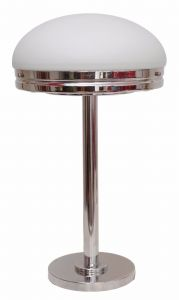 70er Retro Schreibtisch Design Schreibtischleuchte Arztlampe Chrom Bauhaus
