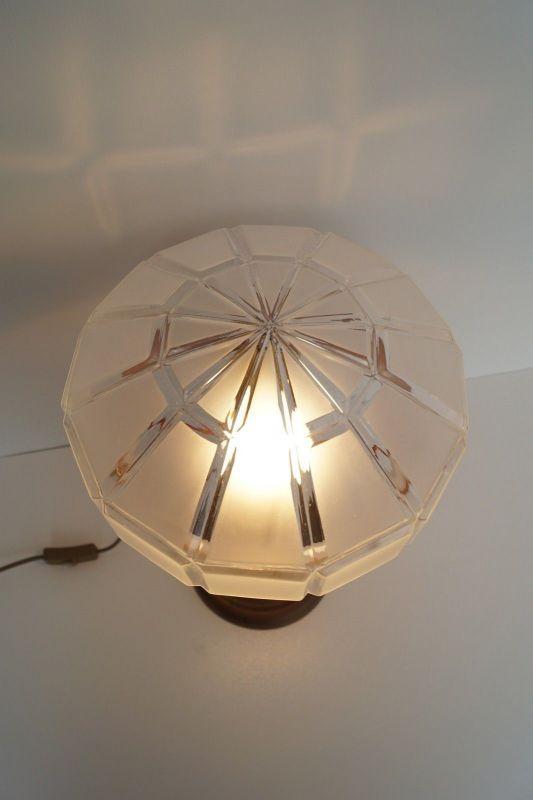 Herrliches Einzelstück orig. Jugendstil Schreibtischlampe Tischleuchte Messing 10