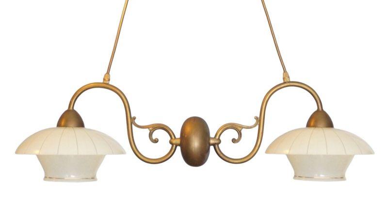 Sehr elegante Jugendstil Landhaus Country Style Deckenlampe Deckenleuchte