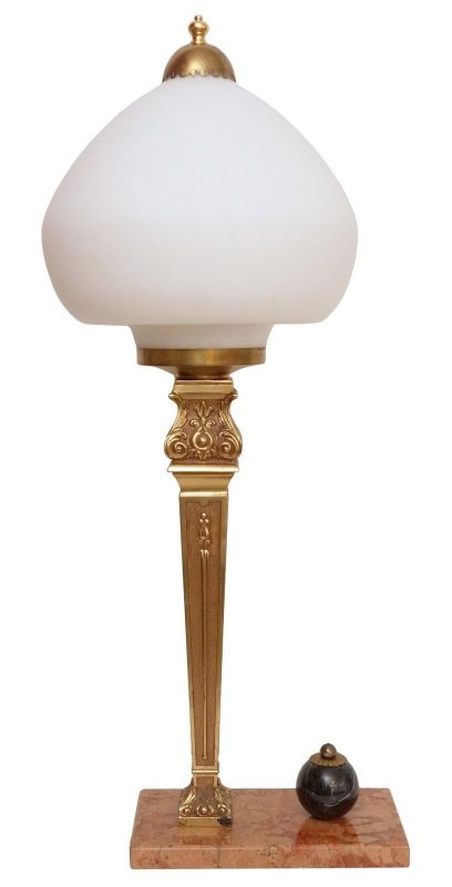 Unikate Jugendstil Prachtlampe