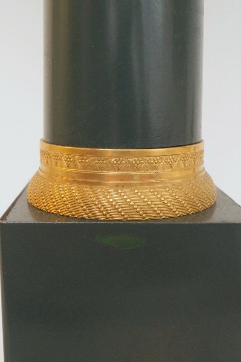 Garantiertes Unikat prachtvolle Jugendstil Lampe Schreibtischleuchte 65 cm Salon 7