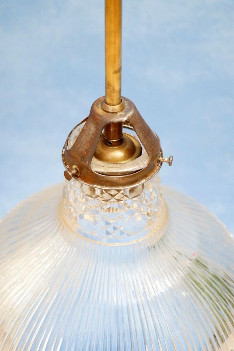 Wunderschöne orig. Jugendstil Deckenlampe Deckenleuchte Hängelampe Shabby 1920 4
