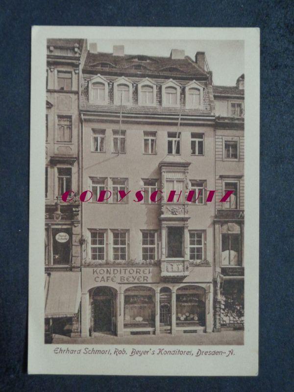 DRESDEN Altstadt - Konditorei Café BEYER