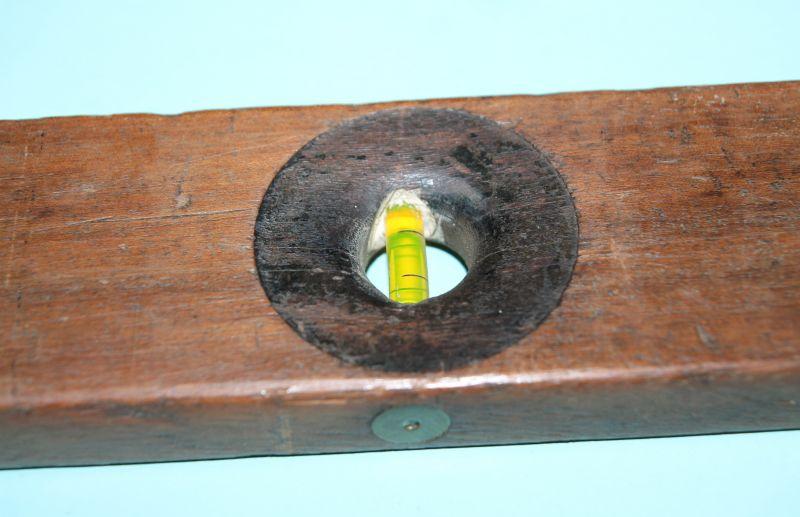 Alte Wasserwaage / Water level. Antik. Holzwasserwaage W. Marples & Sons , Sheffield England 3