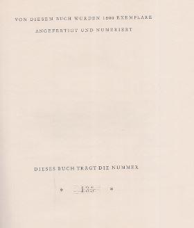 Goethe, Johann Wolfgang von. Alexis und Dora.