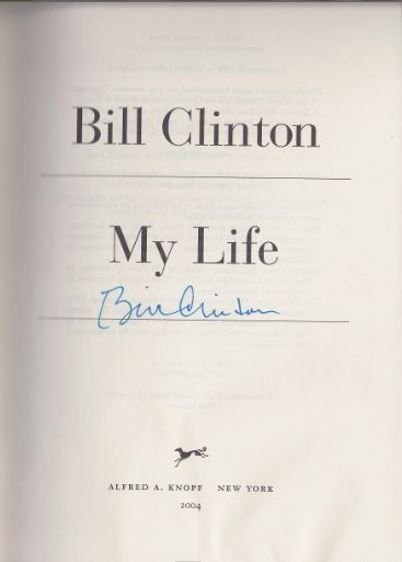 Clinton, Bill. My Life.