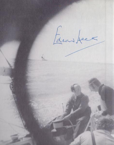Heath, Edward. Sailing.