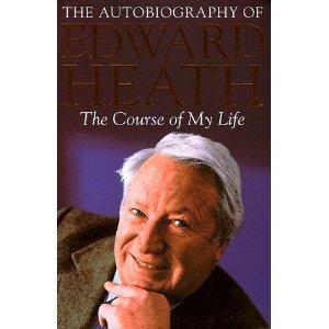 Heath, Edward. The Course of my Life. 1