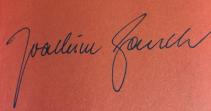 Gauck, Joachim. Freiheit.