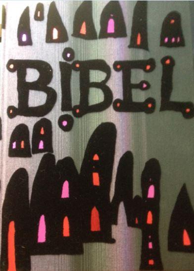Hamp, Vinzenz, Meinrad Stenzel Friedensreich Hundertwasser u. a. Bibel.