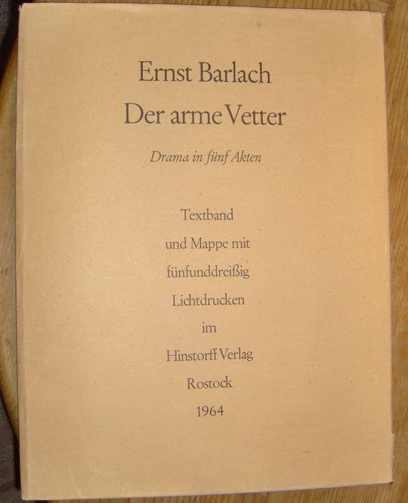Barlach, Ernst. Der arme Vetter.