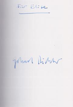 Richter, Gerhard. Abstraktes Bild 825 - 11 69 Details.
