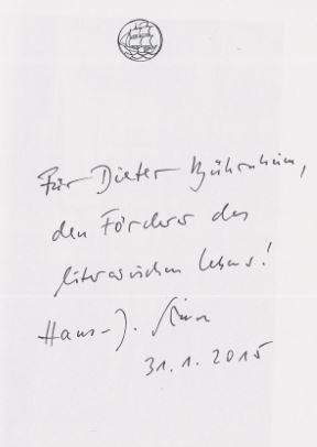 Goethe, Johann Wolfgang von und Hans-Joachim (Hrsg.) Simm. Allen Gewalten Zum Trutz sich erhalten.