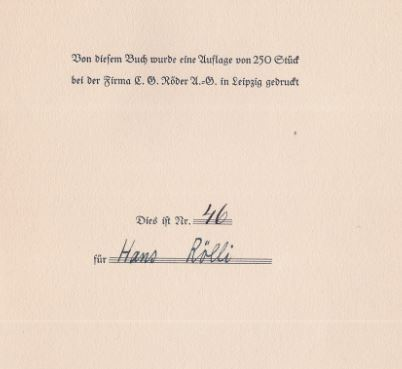 Riecke, Erhard (Hrsg.) und Frieda (Hrsg.) Riecke. Gedichte