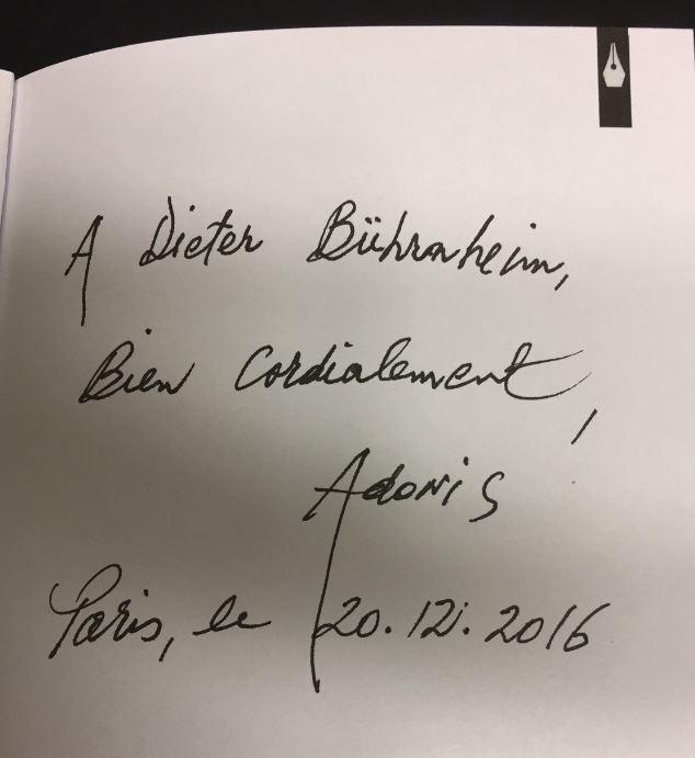 AdonisHouria Abdelouahed Christine (Übersetzerin) Belakhdar u. a. Gewalt und Islam.