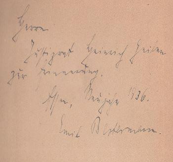 Bertermann, Emil. Die Kohle