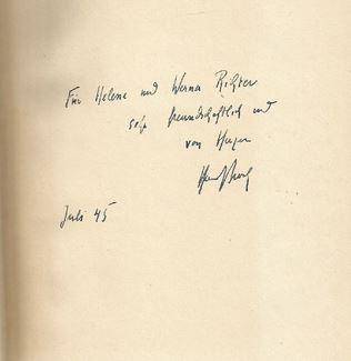 Broch, Hermann. Der Tod des Vergil.