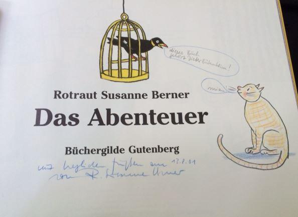 Berner, Rotraut Susanne. Das Abenteuer.