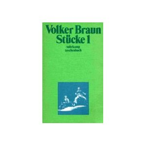 Braun, Volker. Stücke 1.