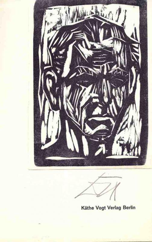 Luther, D. Martin (Übertragung) und Otto Dix. Martin Luther: Vorrede zum Neuen Testament.