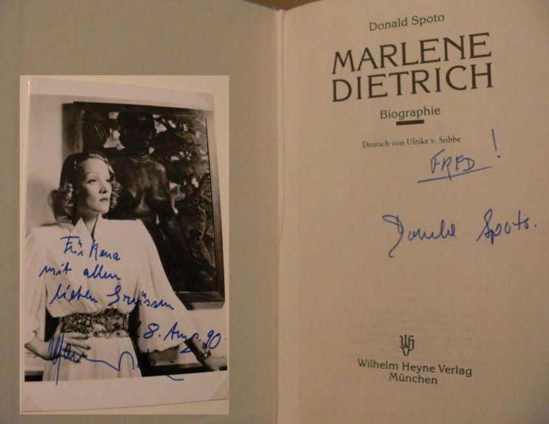Spoto, Donald. Marlene Dietrich.