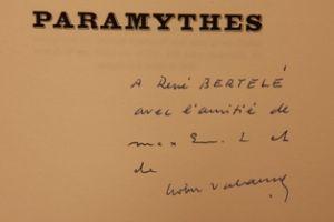 Ernst, Max. Paramythes.