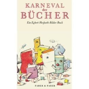 Herfurth, Egbert. Karneval der Bücher.