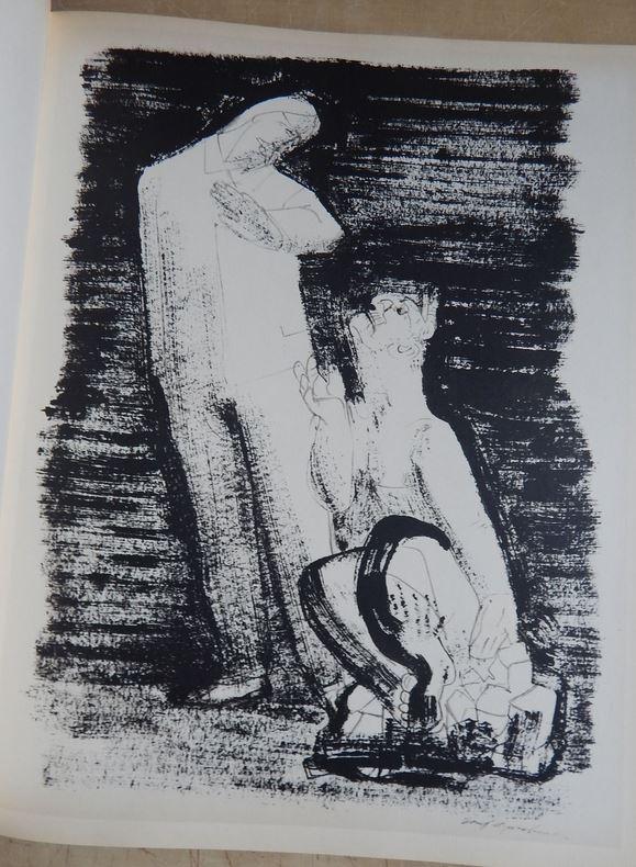Hegenbarth, Josef (Illustrator) und Fritz (Hrsg.) Löffler. Ewiges Vorbild. 3