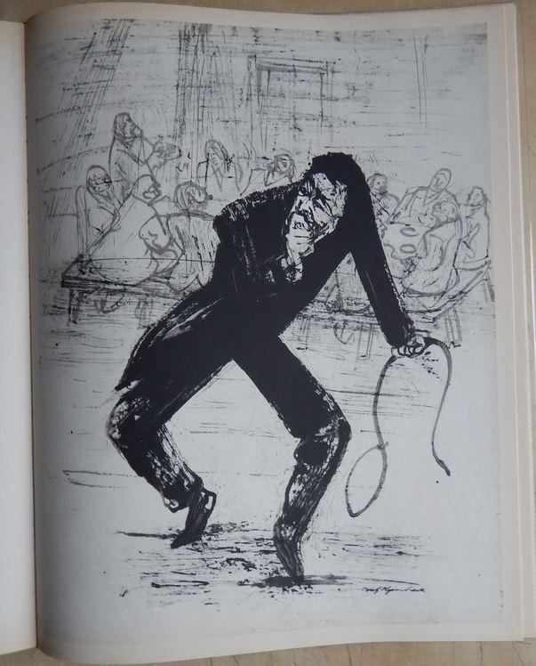Hegenbarth, Josef (Illustrator) und Fritz (Hrsg.) Löffler. Ewiges Vorbild. 5