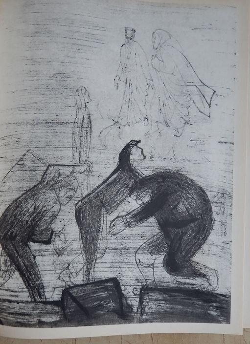 Hegenbarth, Josef (Illustrator) und Fritz (Hrsg.) Löffler. Ewiges Vorbild. 8