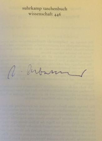 Edelstein, Wolfgang und Jürgen Habermas. Soziale Interaktion und soziales Verstehen.