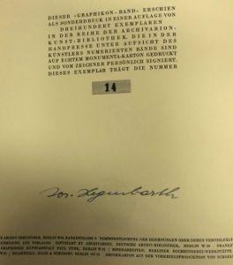 Roeingh, Rolf (Hrsg.) und Josef (Illustrator) Hegenbarth. Goethes Balladen.