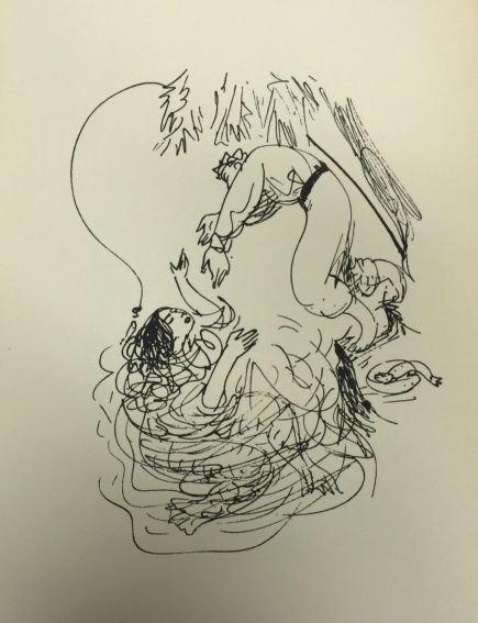 Roeingh, Rolf (Hrsg.) und Josef (Illustrator) Hegenbarth. Goethes Balladen. 2