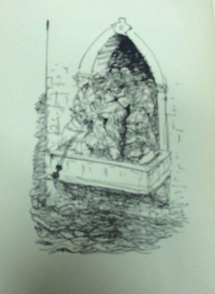 Roeingh, Rolf (Hrsg.) und Josef (Illustrator) Hegenbarth. Goethes Balladen. 3
