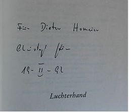 Hein, Christoph. Horns Ende.