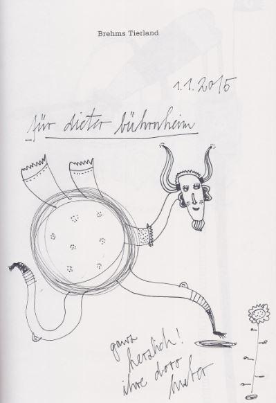Splittgerber, Kai und Dorothea Huber. Brehms Tierland