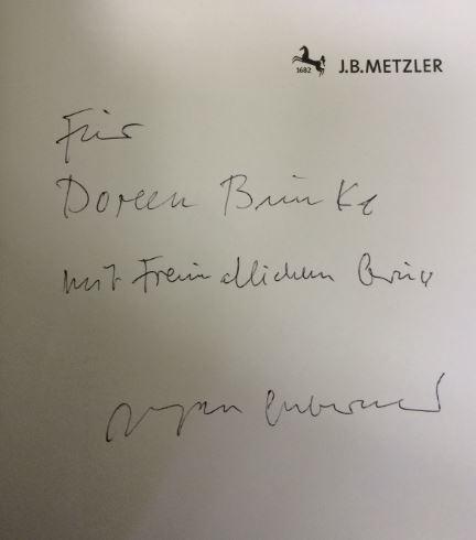 Brunkhorst, Hauke (Hrsg.), Regina (Hrsg.) Kreide und Christiae (Hrsg.) Lafont. Habermas-Handbuch.